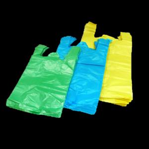 Bolsas Plásticas.